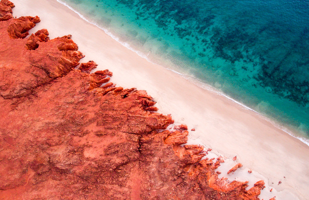 CAPE LEVEQUE COLOURS