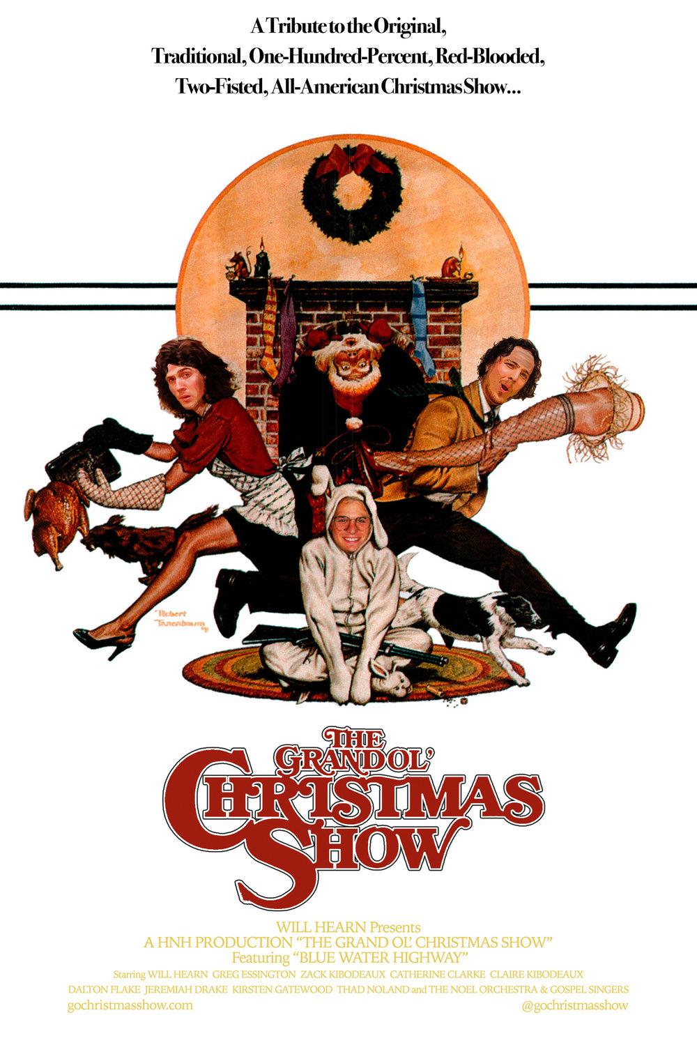 The Christmas Show, 2003