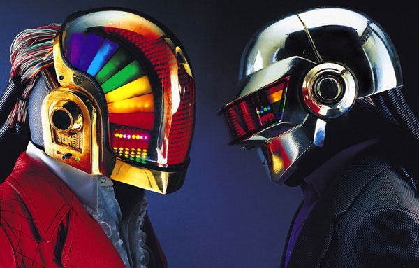 The People Vs  Daft Punk — Re-Critic