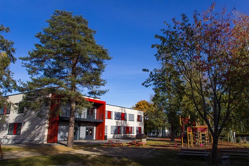 Jong skole