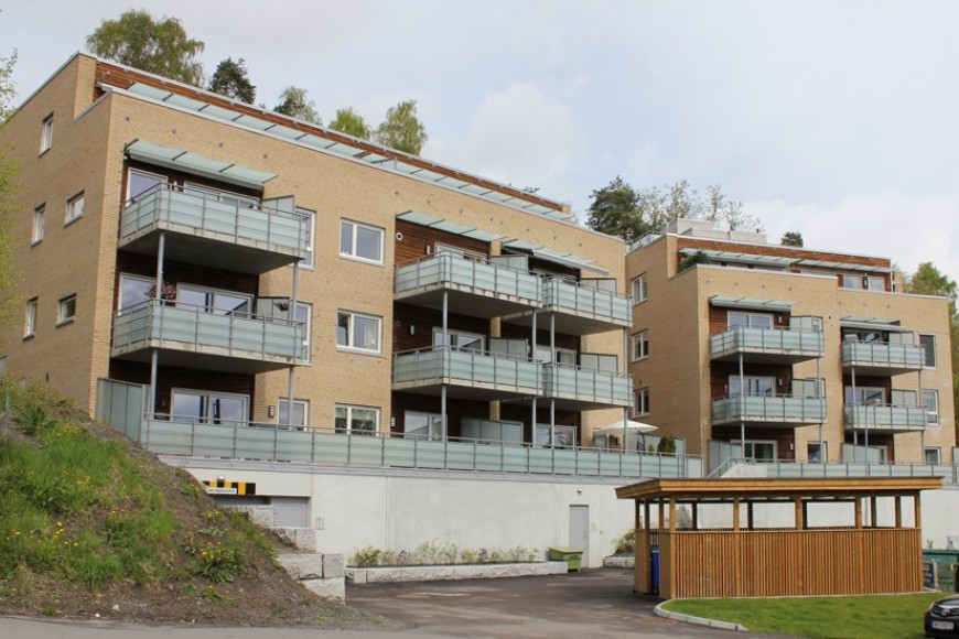 Gamle Drammensvei 41, Bærum