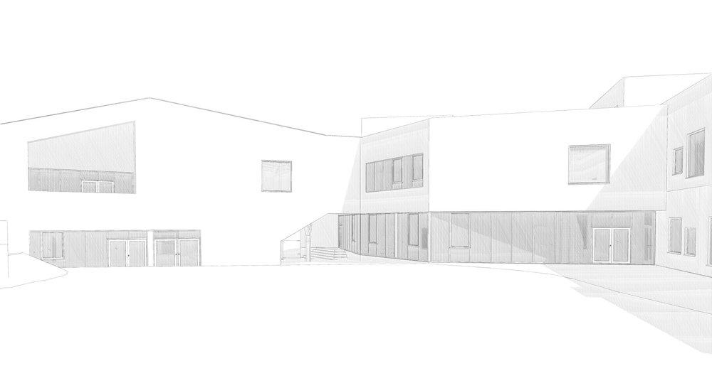 Hovedmodell Hebekk skole - Picture # 1.jpg