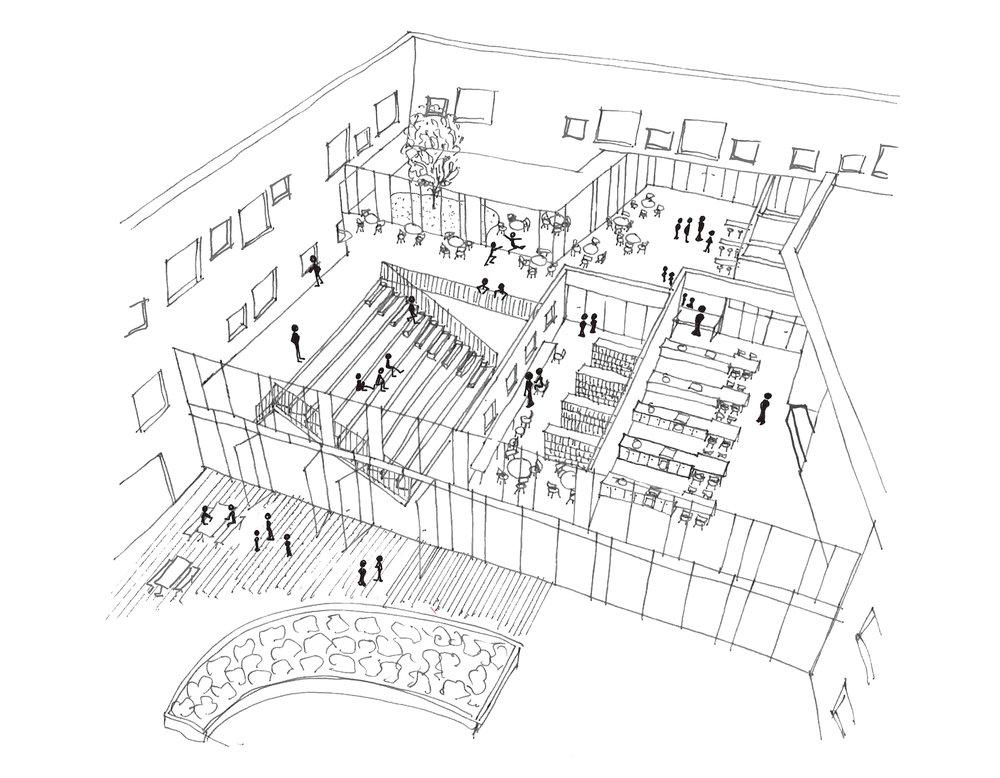 Planforum Arkitekter_YES_Aksionometriskisse hjertet.jpg
