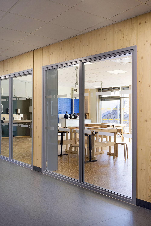 Planforum Arkitekter_Ytre Enebakk skole_Foto Eli Haugen Sandnes_Sløyd 01.jpg