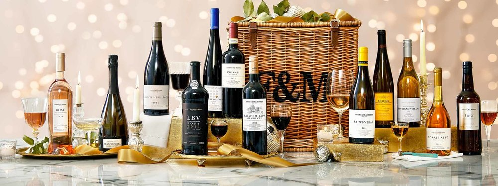 Christmas Gift Guide: The Wine Cellar Hamper at Fortnum & Mason is ...