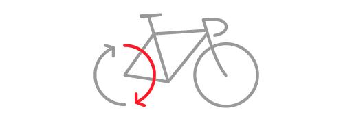 refurbished fietsen - Met liefde en vakkennis maken we een oude fiets weer zo goed als nieuw.