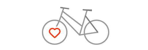 hire bikes - Some cyclists do not like walking. While in maintenance, you can simply borrow a bike to keep you rolling