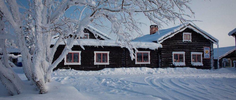 Fira jul på Gammelgården i Sälen.jpg