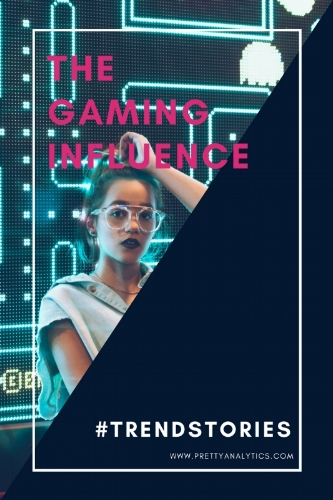From character collaborations to the way we shop, this Pretty Analytics trend story looks at the gaming industry's influence on beauty.
