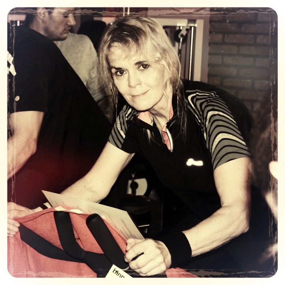 Master Trainer: Rolande Wander.