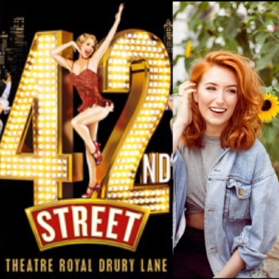 Congratulations to one of our fabulous teachers Pamela who is now tapping her way through the year in 42nd Street!We are all so proud of you.  -