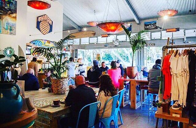 Introducing our latest stockist, @the.ark.cafe!  The Ark is a cafe ☕️ and boutique 👗 with a big 💗. They serve delicious brunch and give some of the profits to charity, and they also stock ethical and sustainable clothing brands (like ours!) as well as ethically sourced gifts, homewares and surfboards. If you're ever in Norah Head, you know where to eat now! #thearkcafe #norahhead #buyethical #buylocal #centralcoast #beachside #ethicalclothing #ethicalstyle