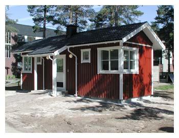 vetlanda - Byggnadsår 2001Består av två fintvättstugorBeställare: Witalabostäder AB