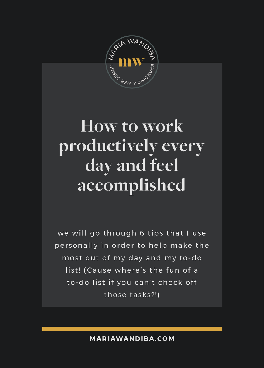 How to work productively every day and feel accomplished_Pinterest.png