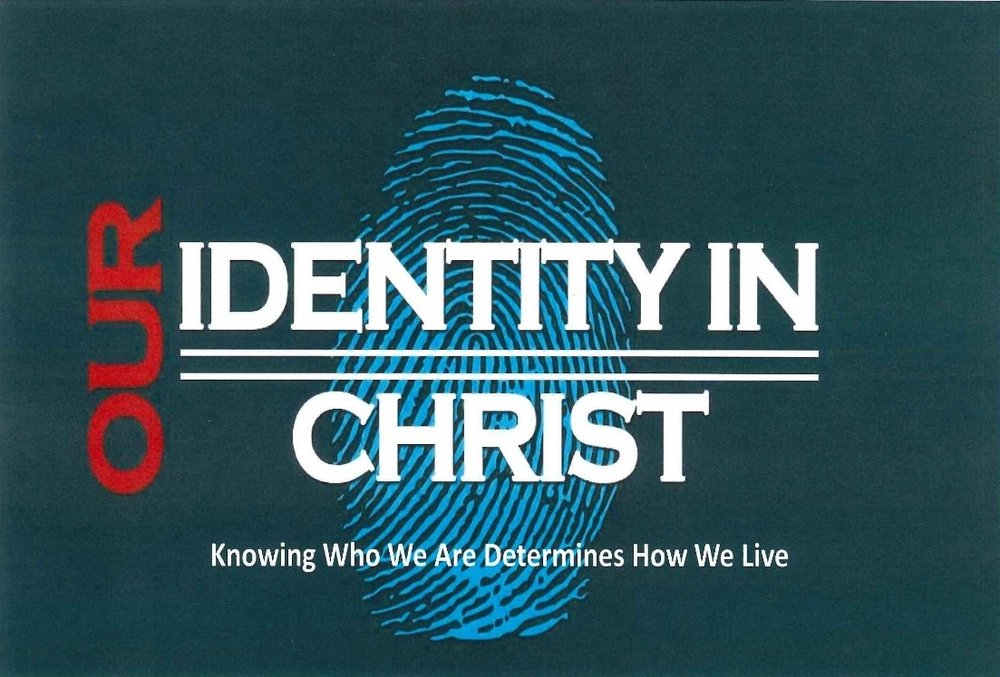 Sermon Description   Our Identity in Christ: Knowing who we are determines how we live.  Series dates:  March - April 2018