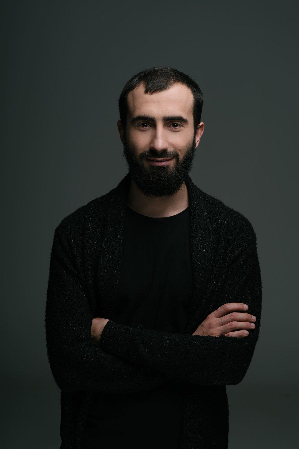 Андрій Баштовий - головний редактор The Village Україна