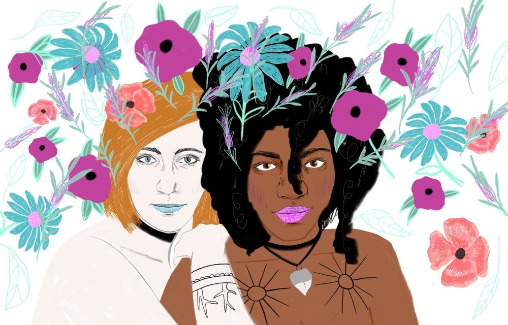 A podcast made out of love and intention to create space for queer femmes. - Co-hosts Corinne Kai and Rahel Neirene interview femmes on the intersections of gender, sexuality, emotional labor, sex, healing, and energy.