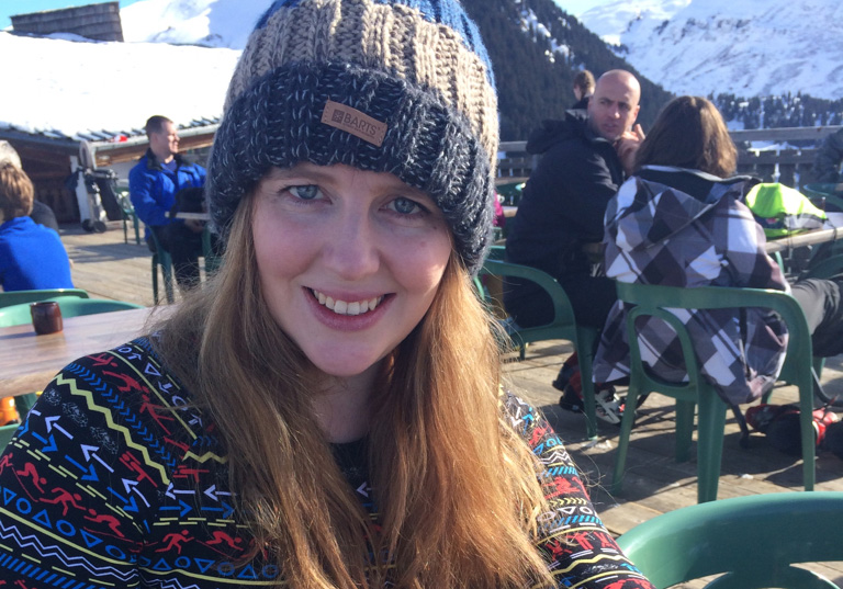 Keira Willis - Career before Posterhaste: Teaching English to secondary students in CambridgeFavourite Posterhaste design: Family PortraitLikes:Coffee, skiingDislikes: Peas