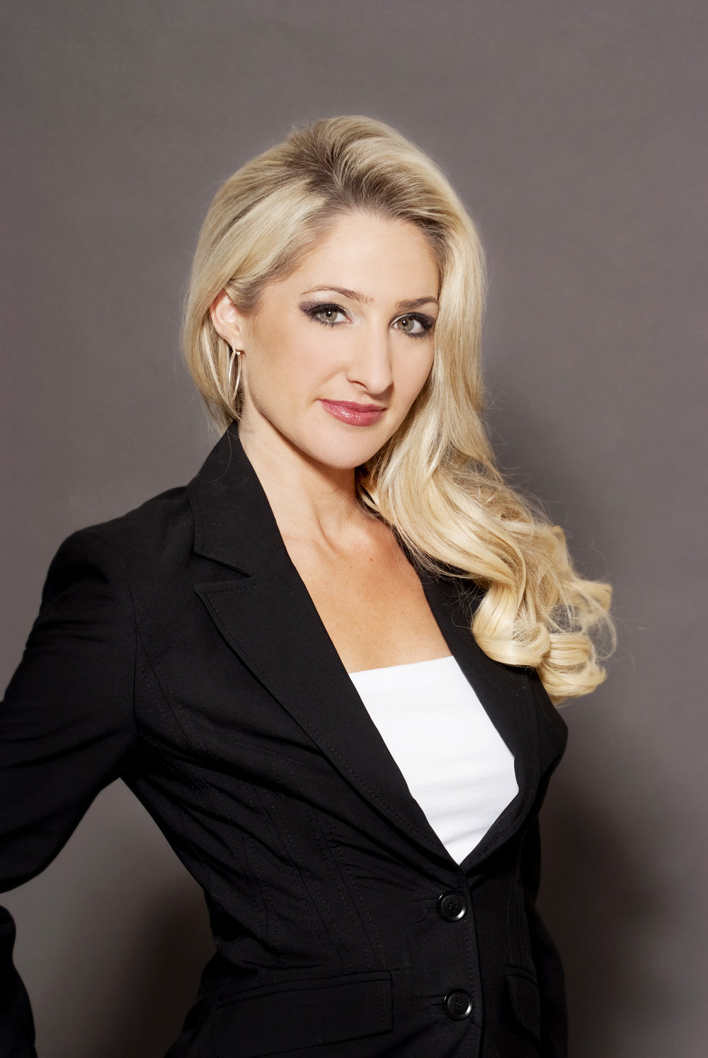Zoe Richards, TV Presenter & Producer
