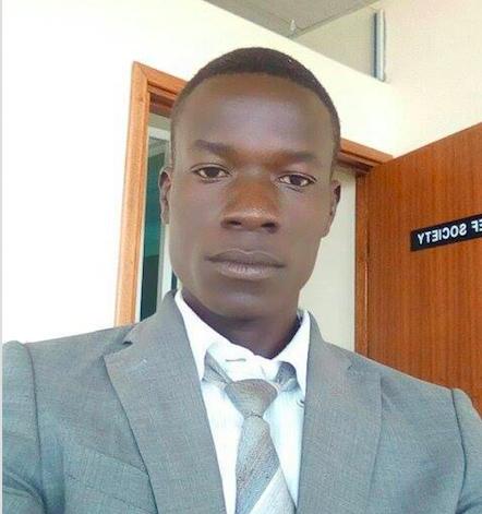 Opio Lameck, Ambassador Uganda