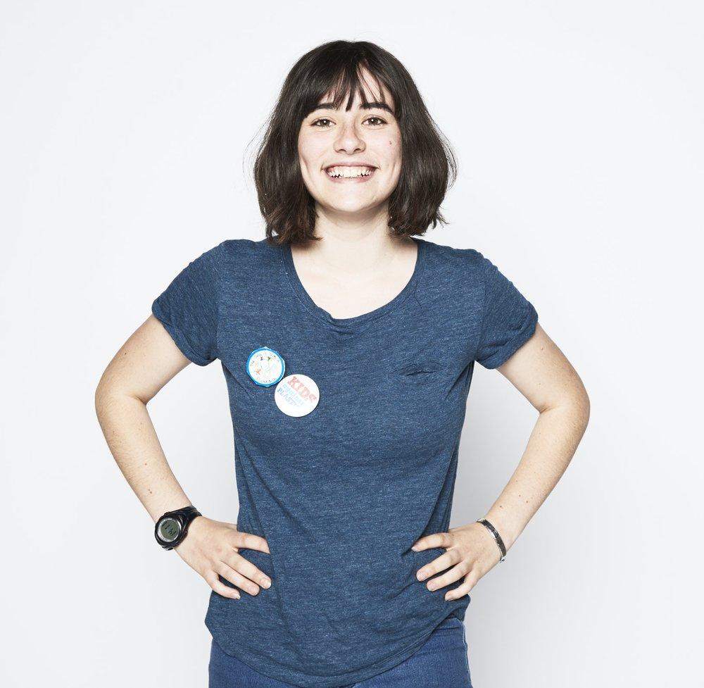 Amy Meek, Global Youth Ambassador