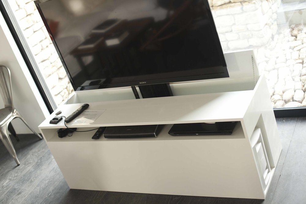 Meuble télé en médium