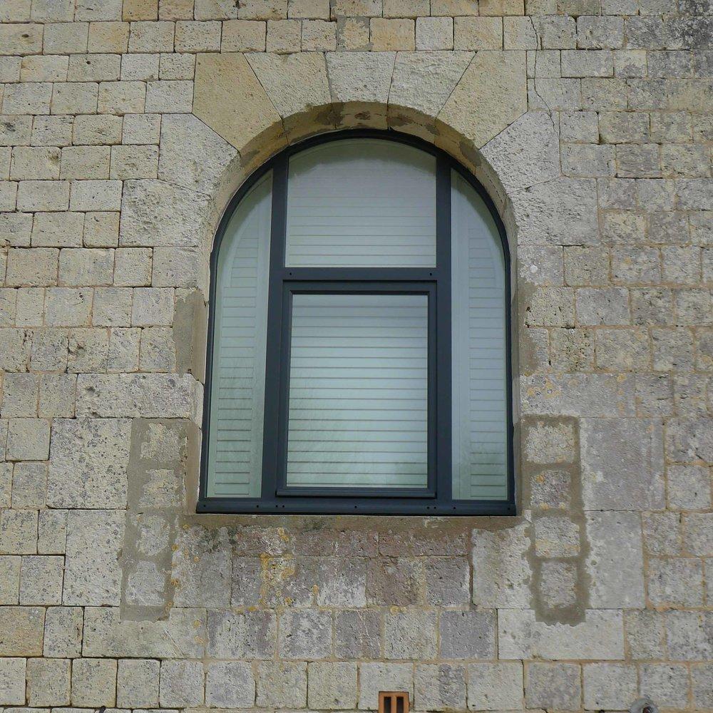 Fenêtre bois de rénovation