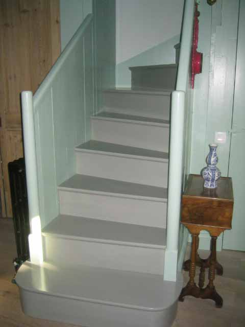 Escalier Style réthais