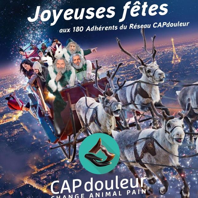 23 décembre 2018 - Joyeuses fêtes au 180 adhérents !