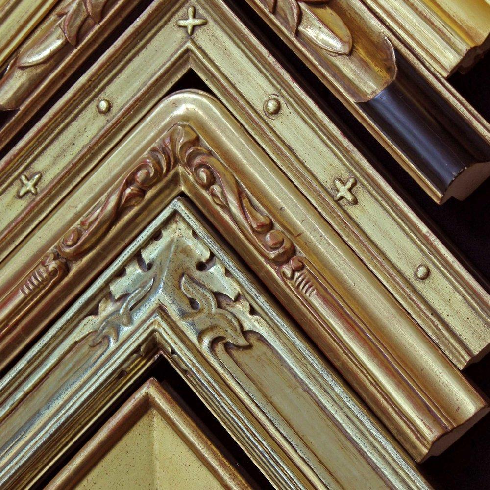 Museum quality frames