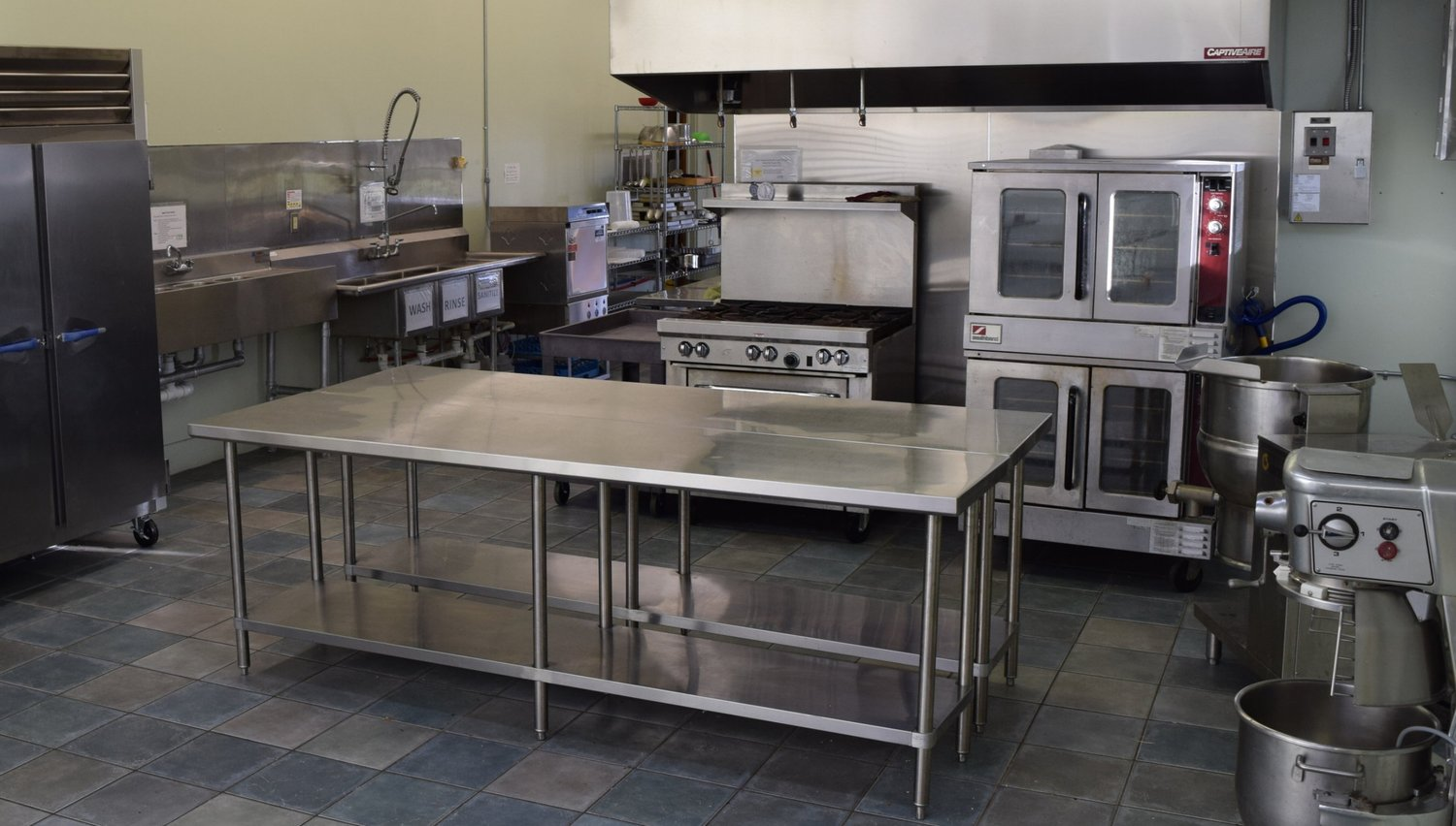 Commercial Kitchen — Grow Benzie