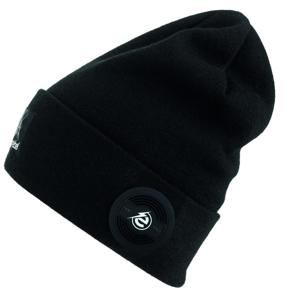 "street beanieProduct Features: stylish Lifestyle beanieAvailable Sizes: one sizeMaterial: 100% acrylicMade of super soft acrylic fine knit hats, the Street cllec-tion is allergy-friendly and super comfortable. Absolute ""must-have"" lifestyle beanies in trendy style and with an envelope. Hip accessory and indispensable urban style element for every age. The Earebel Street Beanie is definitely a highlight for your outfit. -"