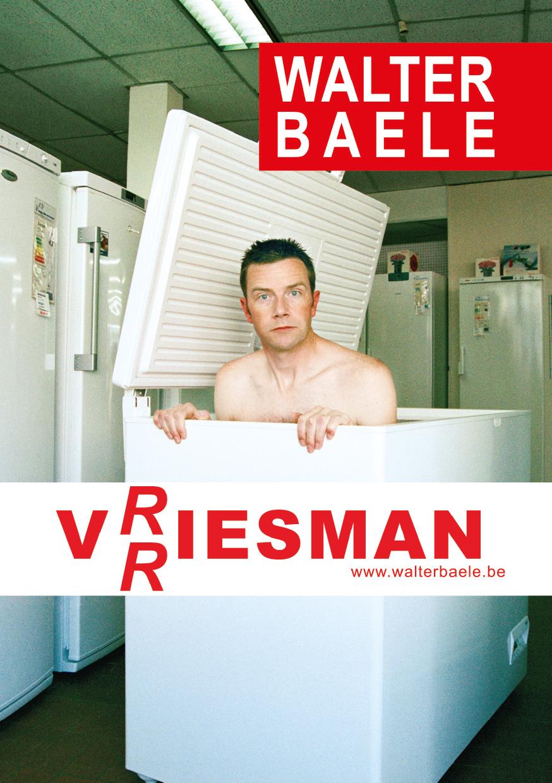 Walter Baele - vrriesman