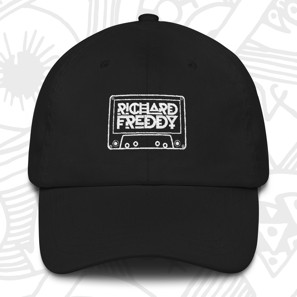 RICHARD-FREDDY-BLACK-DAD-CAP.png