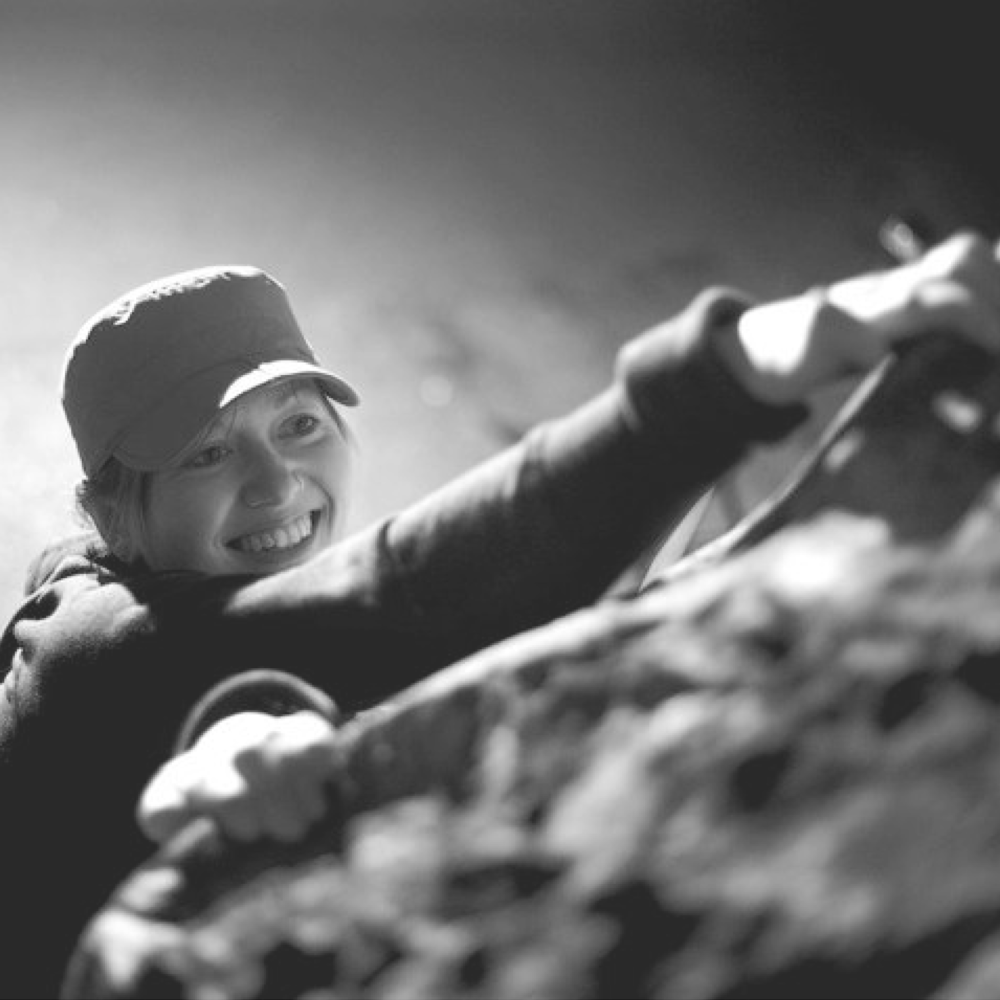 ANNA   Sport: Climber  Specialism:  Creative Design