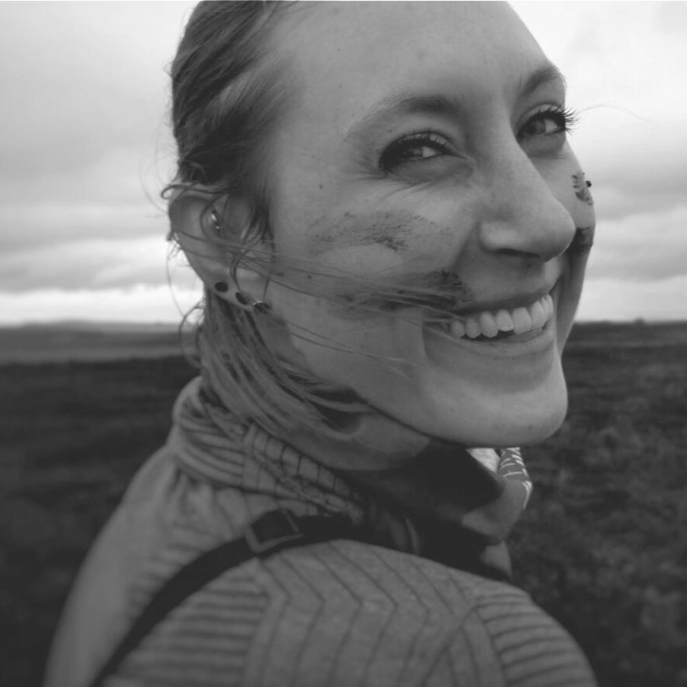 ANNA   Sport: Trail Runner  Specialism:  Adventure Journalism