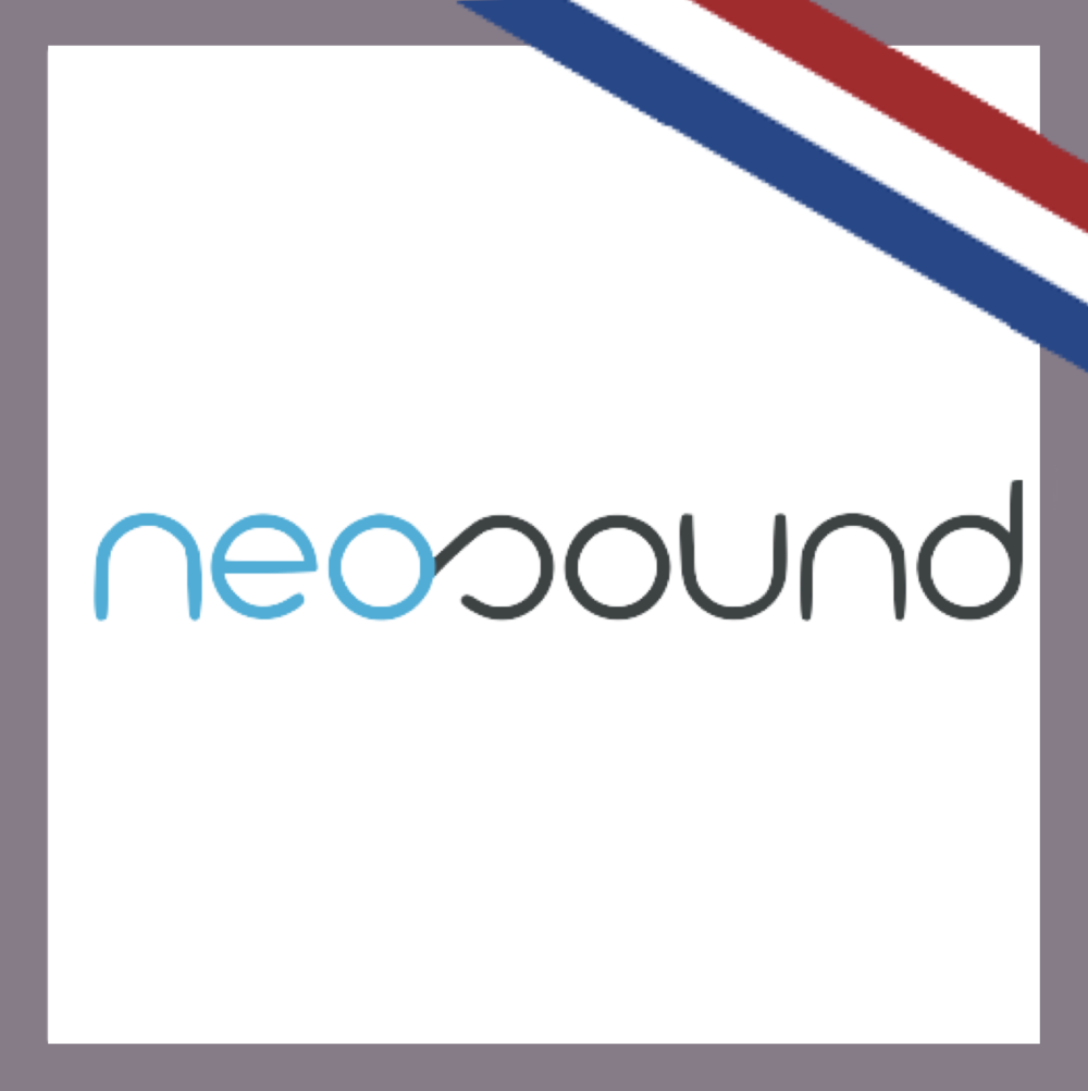 Neosound turns sound into data for call-centers, amongs other things.
