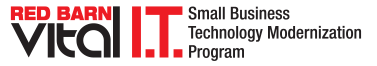Red Barn Vital It - Small Business Technology Modernization Program