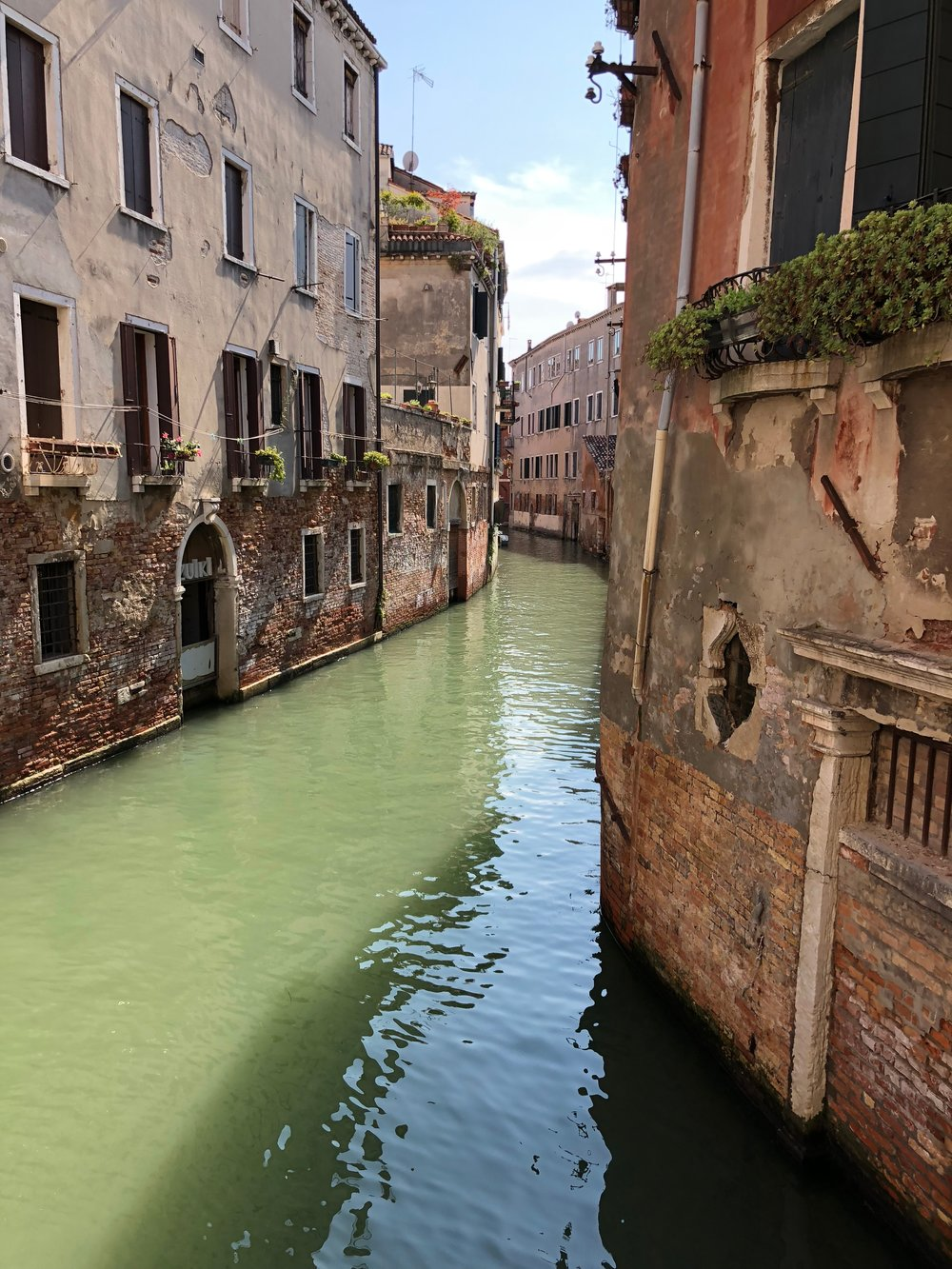 Walk the historical streets of Venice