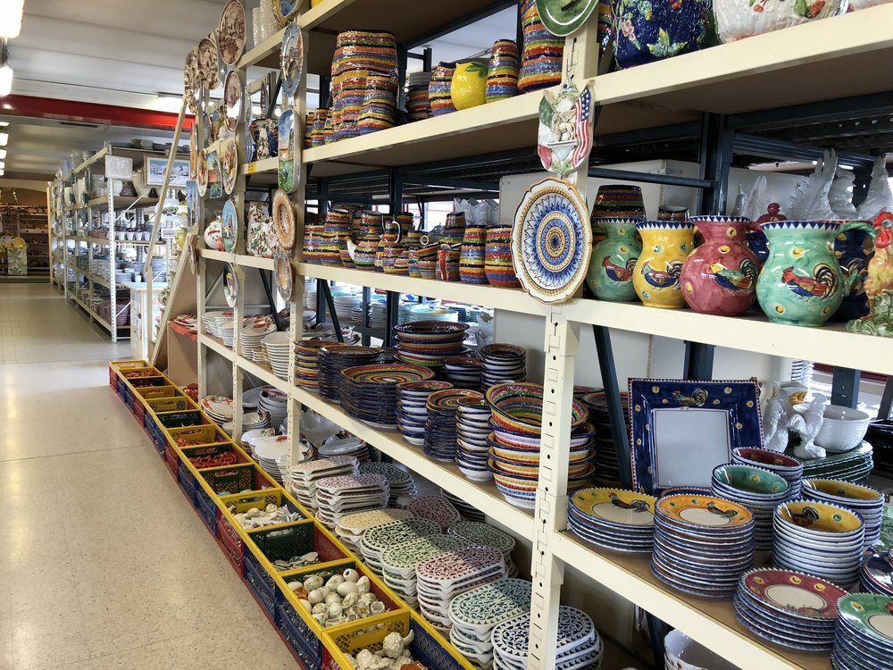 An afternoon trip to the ceramics capital of Novi