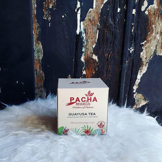 Guayusa Pachamanta tea, the secret of amazonian natives' vitality. . . . #tea #teatime #teaaddict #antioxidants #nutrients #healthylifestyle #naturalliving #summer #refreshing #skincare #keephealthy #お茶 #日本 #オーガニック #健康 #スキンケア #ナチュラル #春 #tee #erfrischend #Sommer #Hautpflege