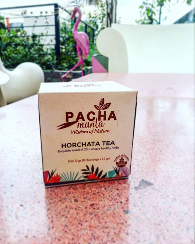 🍃Feel the relaxing effects of Horchata Pachamanta Tea🍃 • • #tea #teatime #teaaddict #healthylifestyle #natural #relax #skincare #detox #日本 #お茶 #健康 #ナチュラル #organic #refreshing #summer #さわやか #夏 #tee