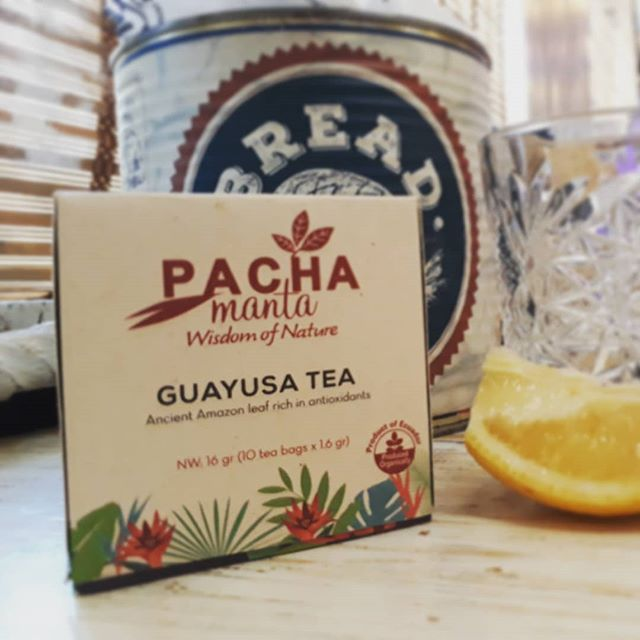🌱Keep healthy with the antioxidants and nutrients of our organic Pachamanta Guayusa tea🍃 . . . #tea #tealovers #healthylifestyle #guayusa #antioxidants #organicskincare #superfoods #naturallife #japan #organic #natural #可愛い #lifestyle #tea #オーガニック #picoftheday #tee
