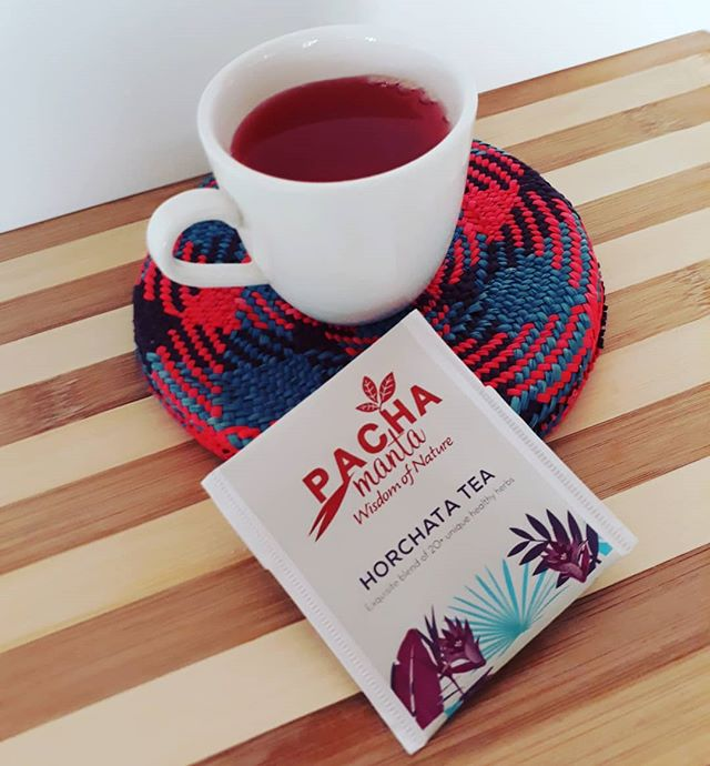 Pachamanta Horchata Tea, cleansing, relaxing, anti-inflammatory and digestive. Perfect companion for your meals  #tea #healthy #relaxtime #teatime #lifestyle #summer #日本 #茶 #夏 #健康 #東京 #ライフスタイ#オーガニック #green #plants #natural #緑 #植物 #天然