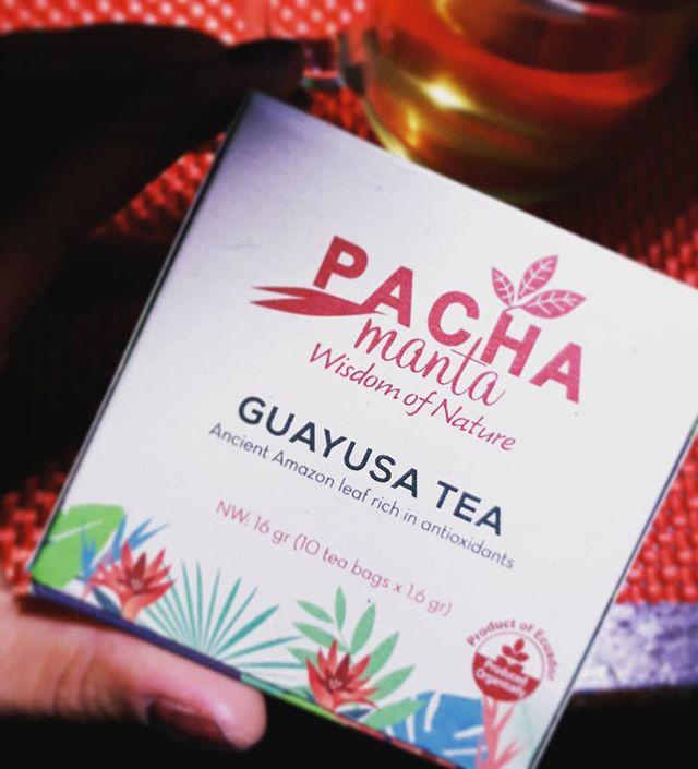 Summer! Refresh and keep your skin bright with Pachamanta Guayusa Tea  #teatime #lifewithtea #tee #summer #skin #organic #deutschland #日本 #お茶 #夏 #東京 #ライフスタイル #オーガニック #スキンケア