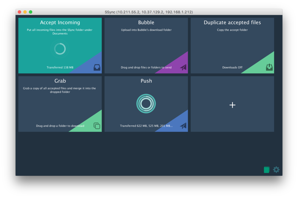 Desktop App -