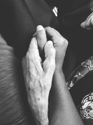 Nanna's Hands