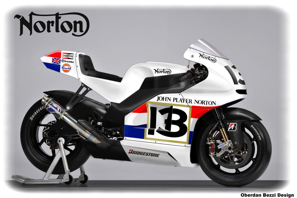 NORTON MOTO1