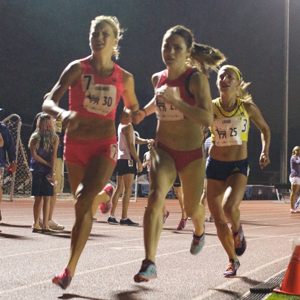 2015 Sir Walter Miler Race