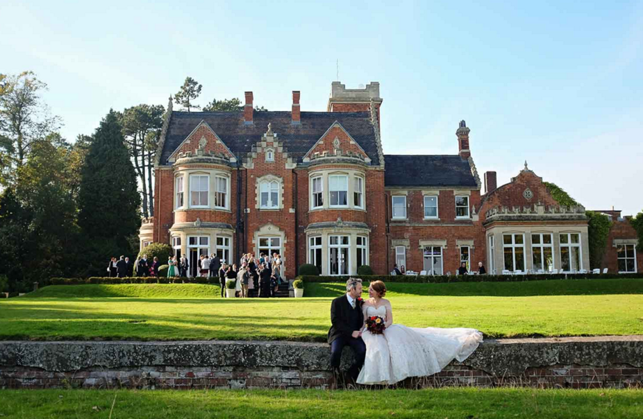Pendrell Hall Exclusive Country House Wedding Venue with accommodation Staffordshire